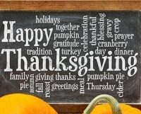 Acri Community Realty Give Thanks